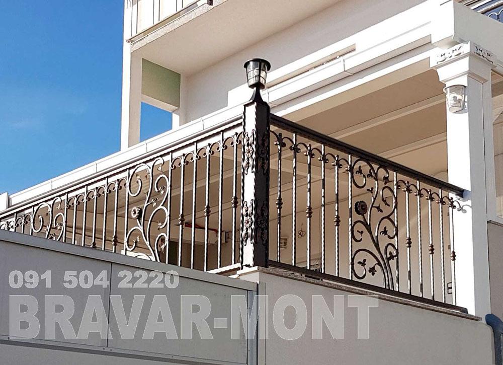 Bravar-Mont-150_kovane_ograde_za_balkone_i_terase