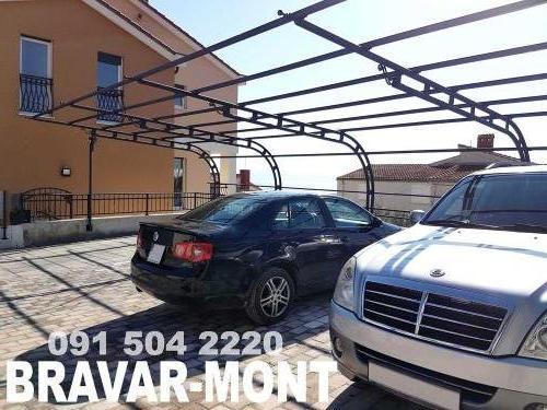 Bravar-Mont-543 auto parking nadstresnice sjenice