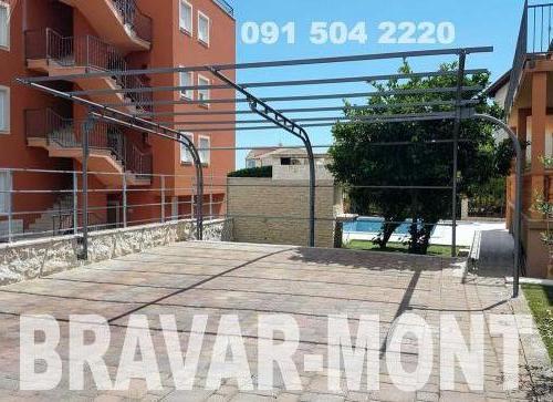 Bravar-Mont-544 auto parking nadstresnice sjenice
