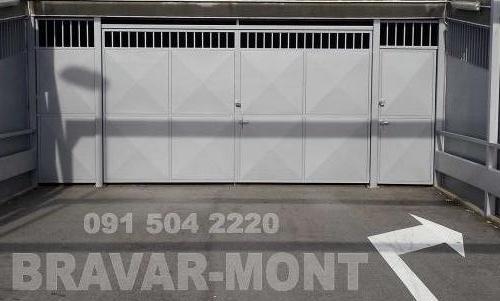 Bravar-Mont-367 jednostavne kapije ograde