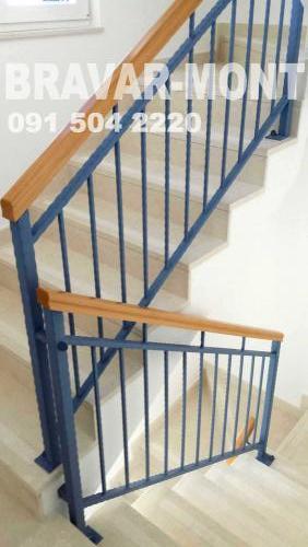 Bravar-Mont-379 jednostavne kapije ograde