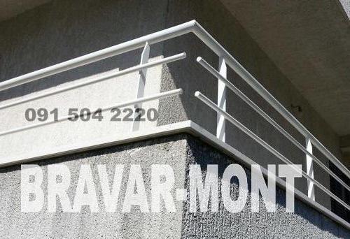 Bravar-Mont-382 jednostavne kapije ograde