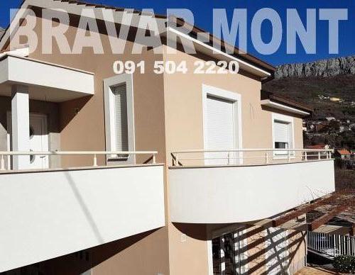 Bravar-Mont-383 jednostavne kapije ograde