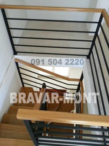Bravar-Mont-384 jednostavne kapije ograde