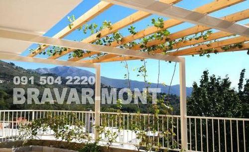 Bravar-Mont-397 jednostavne kapije ograde