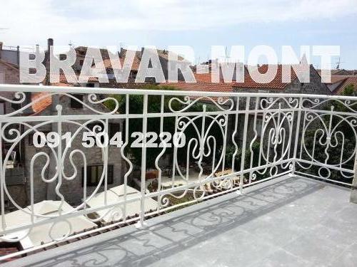 Bravar-Mont-152 kovane ograde za balkone i terase