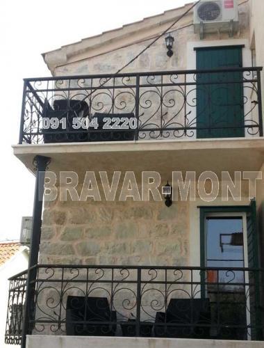 Bravar-Mont-153 kovane ograde za balkone i terase