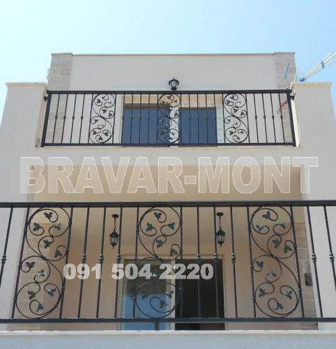 Bravar-Mont-154 kovane ograde za balkone i terase
