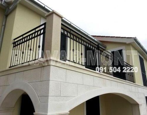 Bravar-Mont-165 kovane ograde za balkone i terase