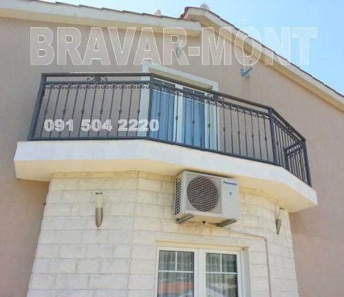 Bravar-Mont-167 kovane ograde za balkone i terase