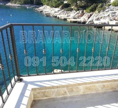 Bravar-Mont-178 kovane ograde za balkone i terase