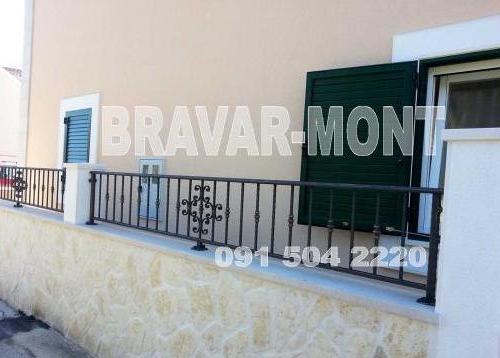 Bravar-Mont-179 kovane ograde za balkone i terase