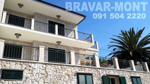 Bravar-Mont-183 kovane ograde za balkone i terase