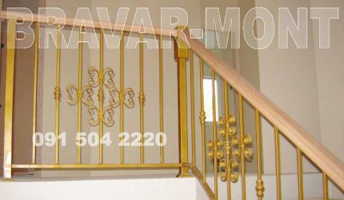 Bravar-Mont-135 kovane ograde za stepenice
