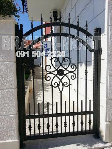 Bravar-Mont-064 kovane pjesacke kapije vrata