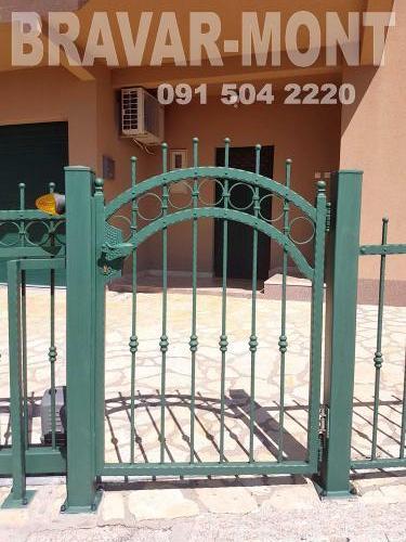 Bravar-Mont-072 kovane pjesacke kapije vrata