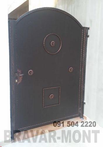 Bravar-Mont-091 kovane pjesacke kapije vrata