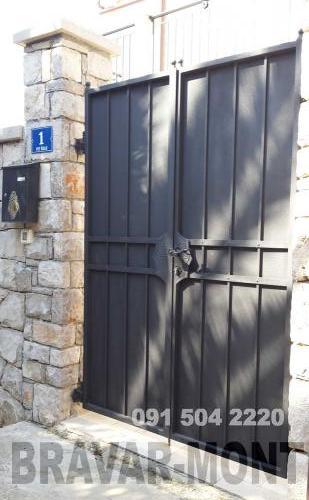 Bravar-Mont-093 kovane pjesacke kapije vrata