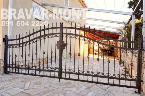 Bravar-Mont-008 kovane velike kapije