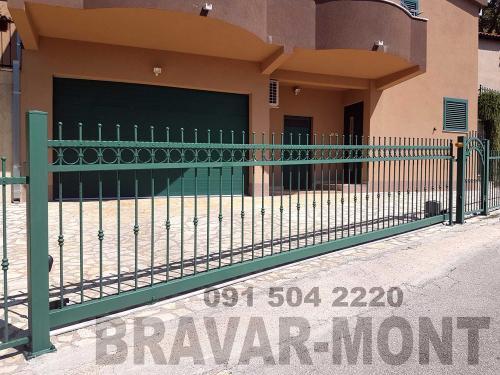 Bravar-Mont-022 kovane velike kapije