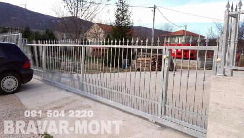 Bravar-Mont-025 kovane velike kapije