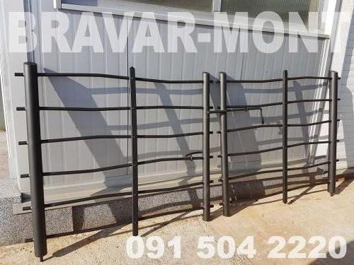Bravar-Mont-040 kovane velike kapije