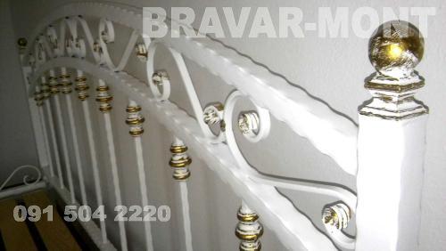 Bravar-Mont-248 kovani namjestaj