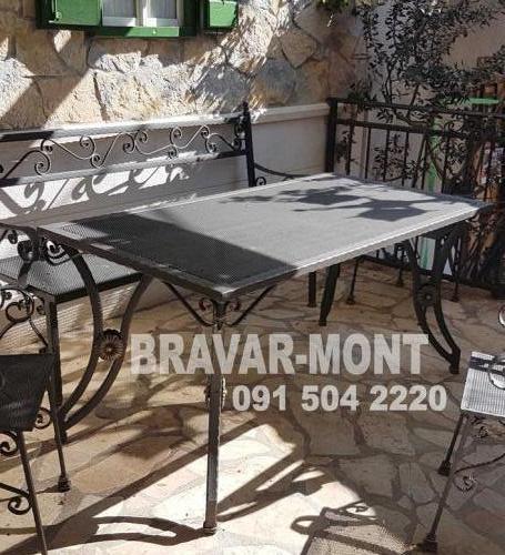Bravar-Mont-267 kovani namjestaj