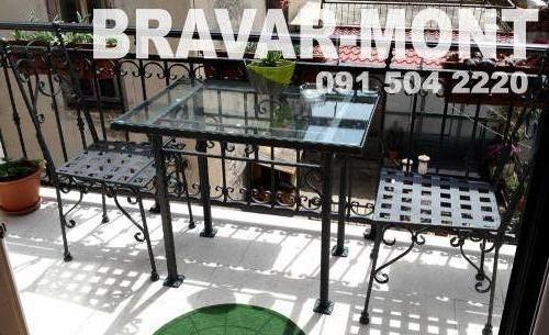 Bravar-Mont-269 kovani namjestaj