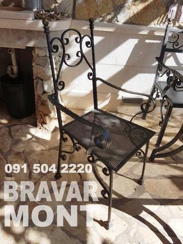 Bravar-Mont-276 kovani namjestaj