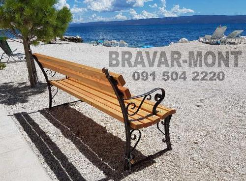 Bravar-Mont-283 kovani namjestaj