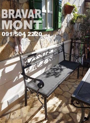 Bravar-Mont-284 kovani namjestaj