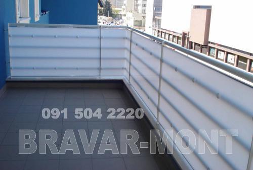 Bravar-Mont-655 polikarbonatne lexan svjetlosne konstrukcije
