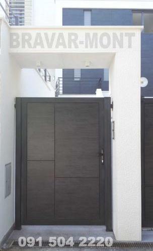 Bravar-Mont-411 moderne kapije i ograde