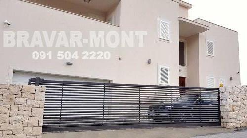 Bravar-Mont-416 moderne kapije i ograde