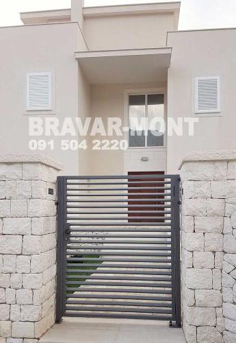 Bravar-Mont-417 moderne kapije i ograde