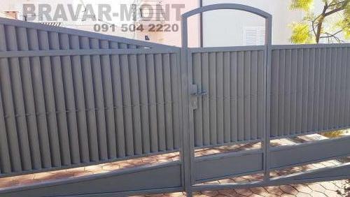 Bravar-Mont-419 moderne kapije i ograde