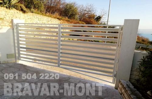 Bravar-Mont-421 moderne kapije i ograde