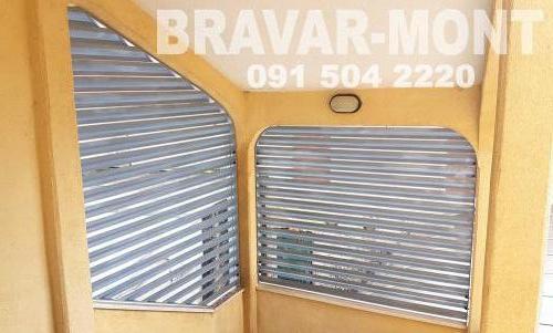 Bravar-Mont-422 moderne kapije i ograde