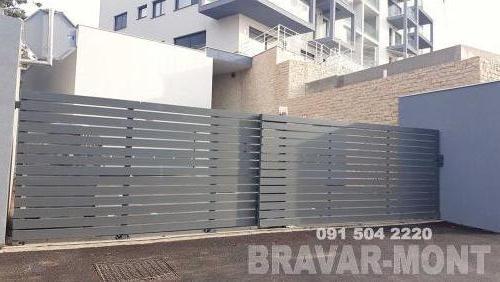Bravar-Mont-424 moderne kapije i ograde