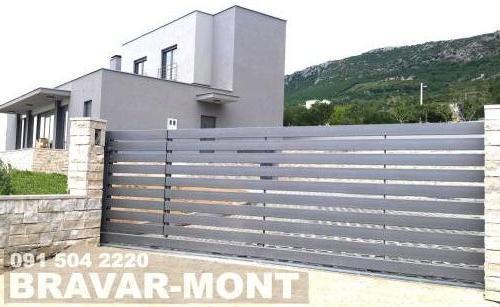 Bravar-Mont-428 moderne kapije i ograde