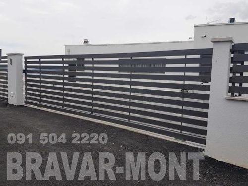 Bravar-Mont-429 moderne kapije i ograde