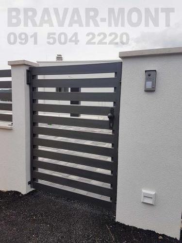 Bravar-Mont-431 moderne kapije i ograde