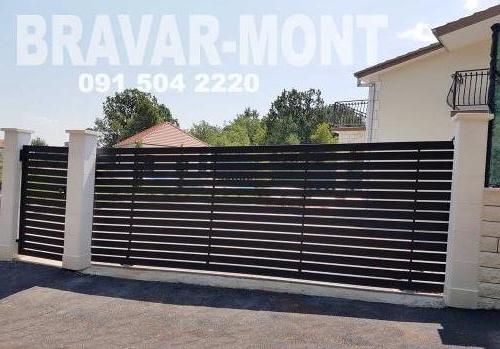 Bravar-Mont-432 moderne kapije i ograde