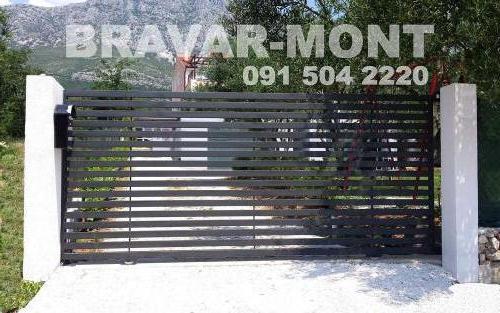 Bravar-Mont-433 moderne kapije i ograde