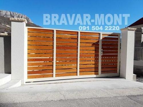 Bravar-Mont-437 moderne kapije i ograde