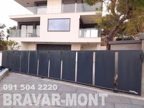 Bravar-Mont-439 moderne kapije i ograde