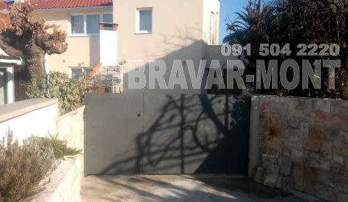 Bravar-Mont-442 moderne kapije i ograde
