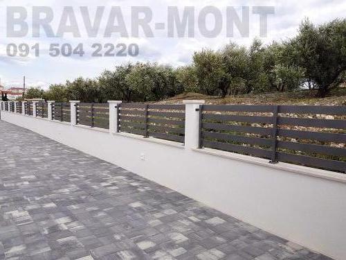 Bravar-Mont-449 moderne kapije i ograde