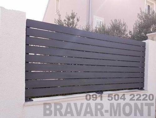 Bravar-Mont-450 moderne kapije i ograde